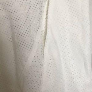 Gibson Latimer Jackets & Coats - NWT Light weight white jacket
